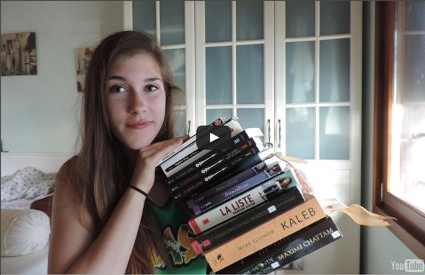 Book Haul - Juin + résultat du concours