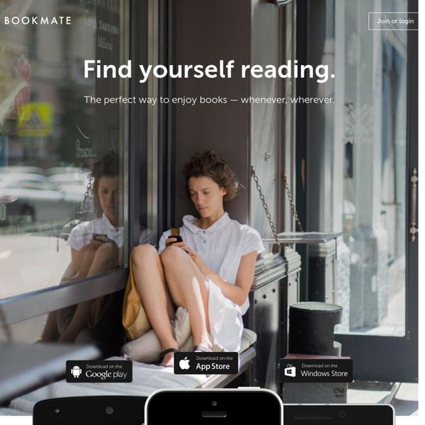 Bookmate — читать книги онлайн