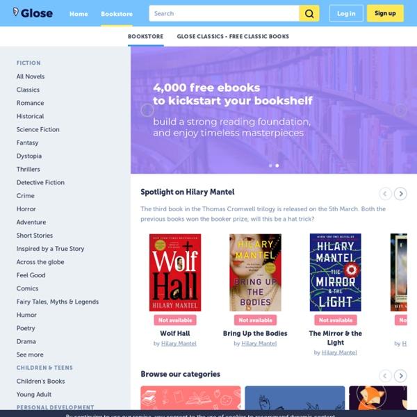 Bookstore - Glose