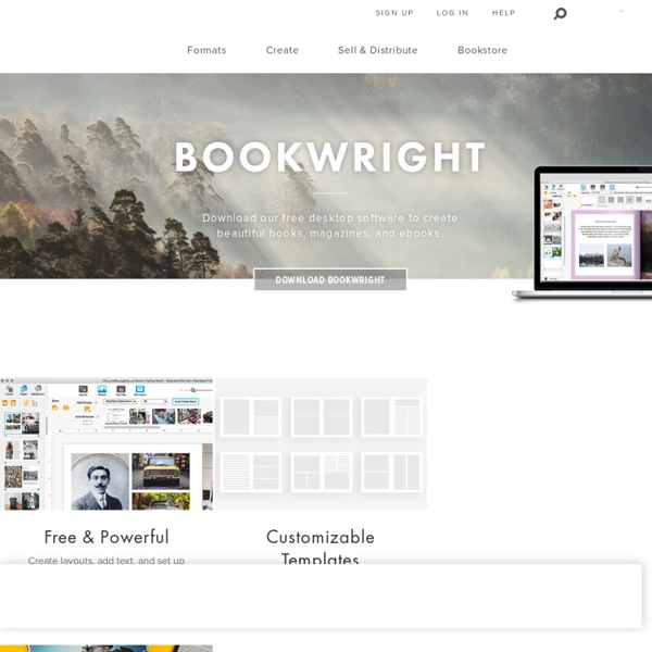 BookWright: Powerful Self Publishing Software for Authors