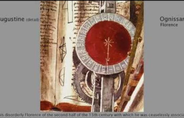 Vidéo analyse; Quelques peintures de S. Botticelli