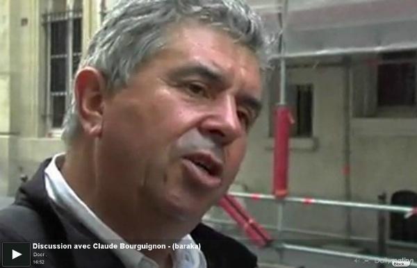 Discussion avec Claude Bourguignon - (baraka) - une vidéo Expression Libre