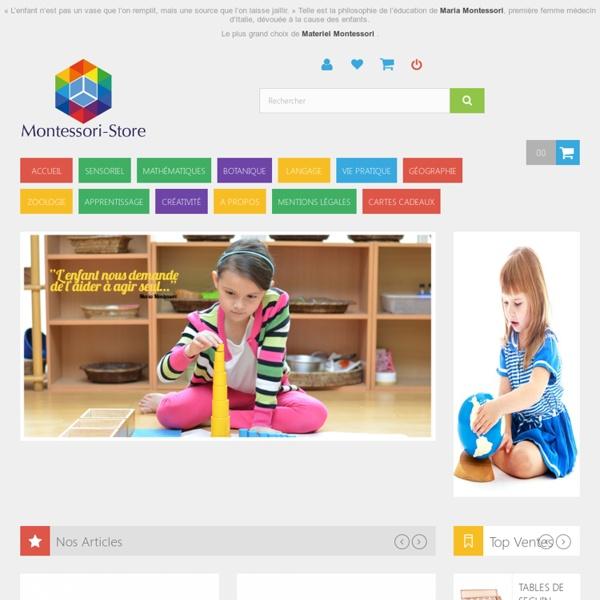 Montessori Store