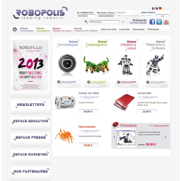 Boutique Robopolis