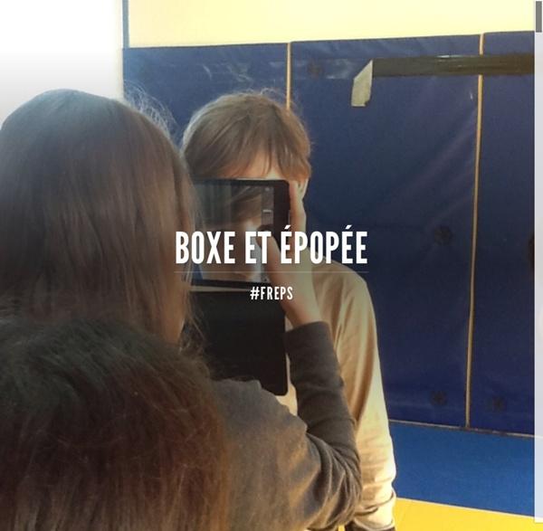 Boxe et ÉpOpée