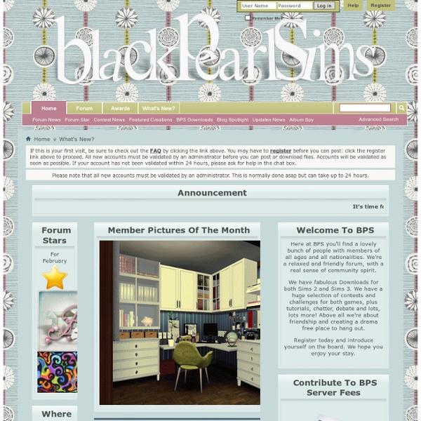 BlackPearlSims