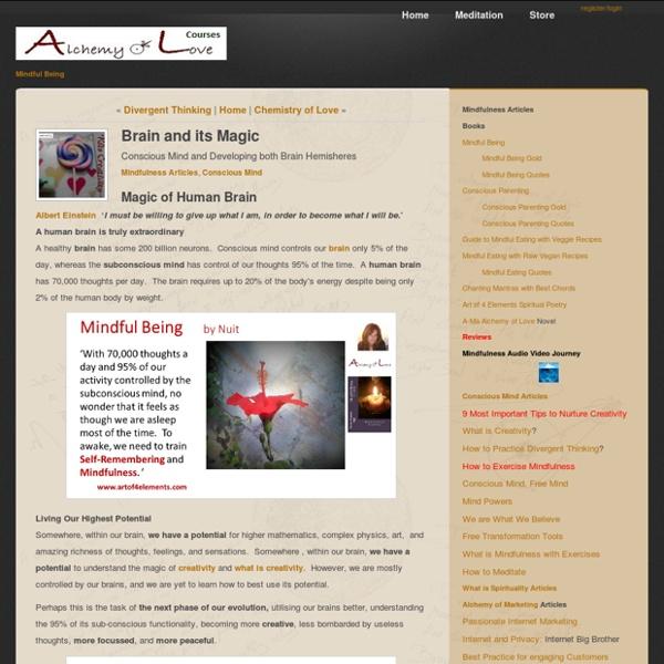 Brain and its Magic: Developing both Brain Hemisheres [Article]