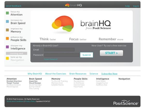 Your Brain Health Headquarters