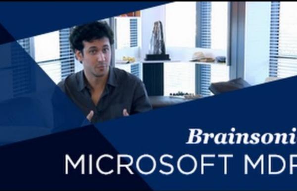 Brainsonic - Microsoft MDR