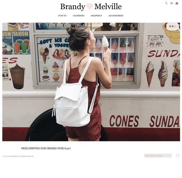 'Brandy ♥ Melville USA