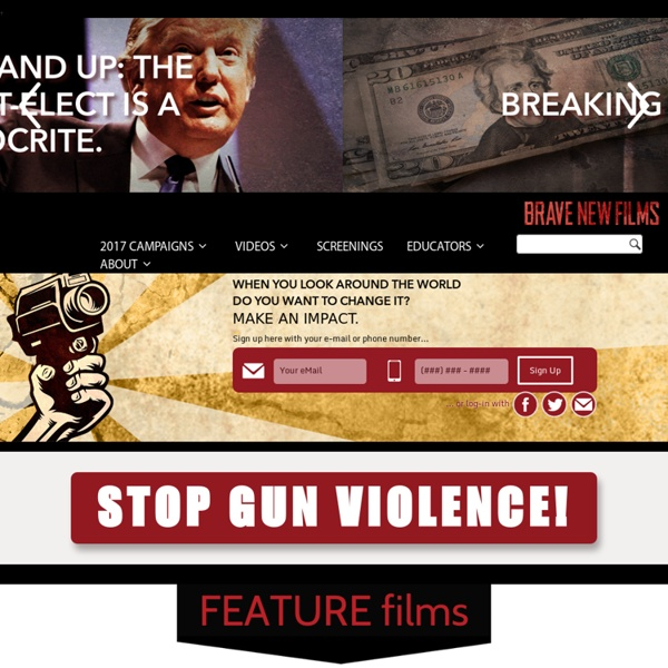 Brave New Films - 1,500 Reasons to End the Afghanistan War