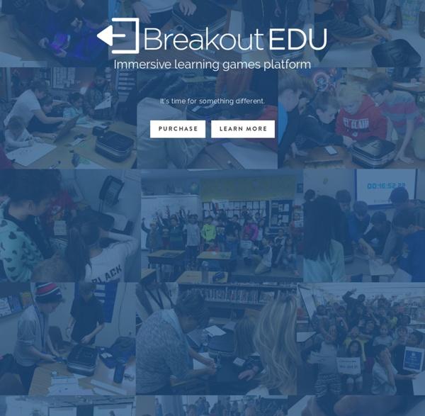 Breakout EDU