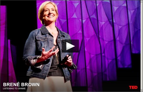 Brené Brown: Listening to shame