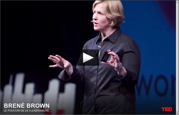 Brene Brown : le pouvoir de la vulnérabilité.