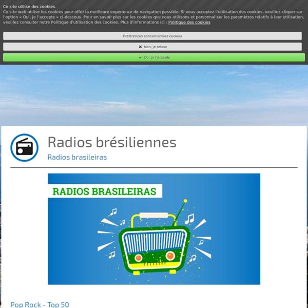 Les radios brésiliennes - Lebresilien.com