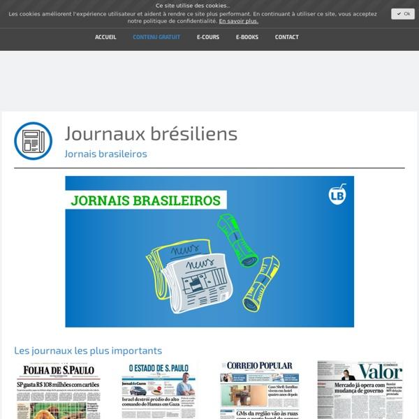 Les journaux brésiliens - Lebresilien.com