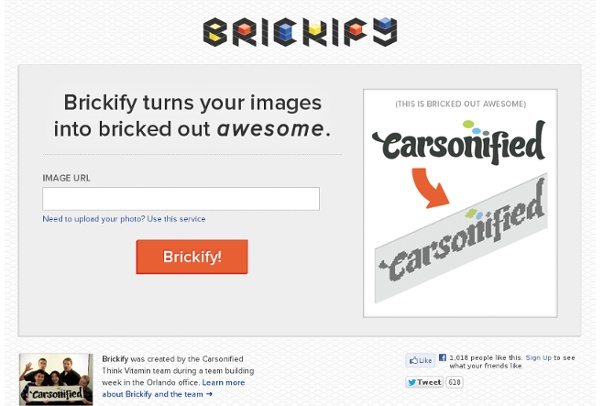 Brickify