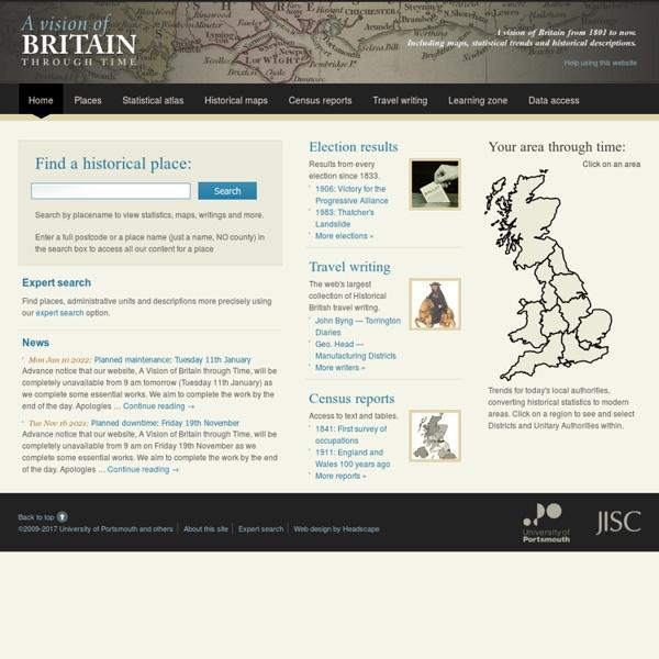 El nacional biblioteca en línea de la historia local