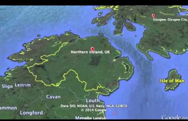 A tour of the British Isles in accents