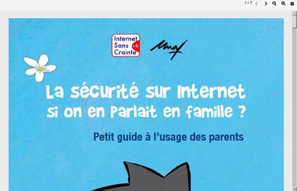 Www.internetsanscrainte.fr/pdf/docs/Brochure_parents_UNAF.pdf