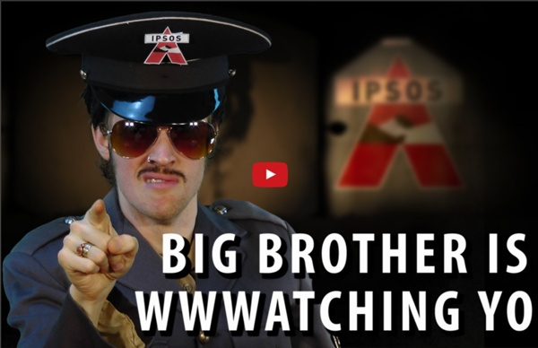 RAP NEWS 15: Big Brother is WWWatching You