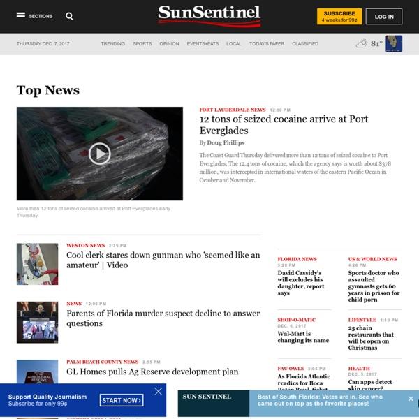 Weather West Palm Beach News South Florida Breaking News Video Autos Weblog