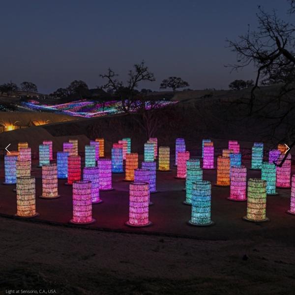 Bruce Munro: Home