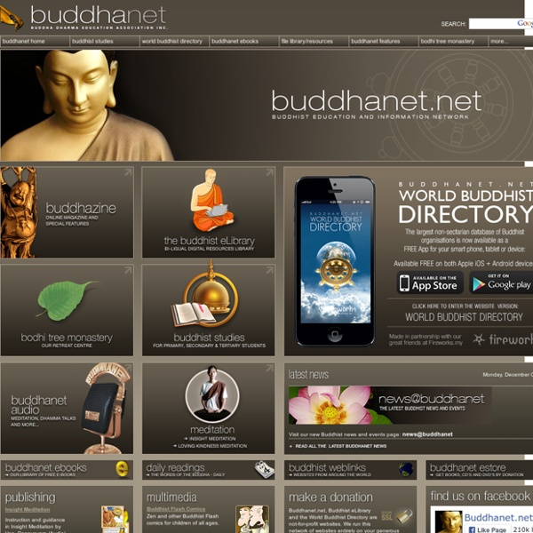 Worldwide Buddhist Information and Education Network