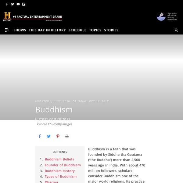 Buddhism - Definition, Founder & Origins