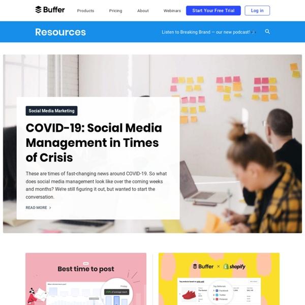Blog - Thoughts on Social Media & Online Marketing