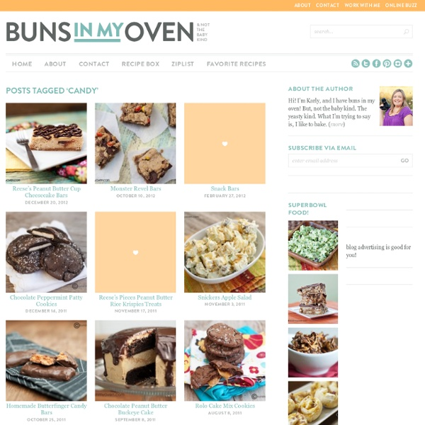 Candy — Buns In My Oven