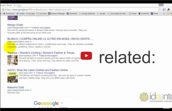 Cómo hacer búsquedas avanzadas en Google