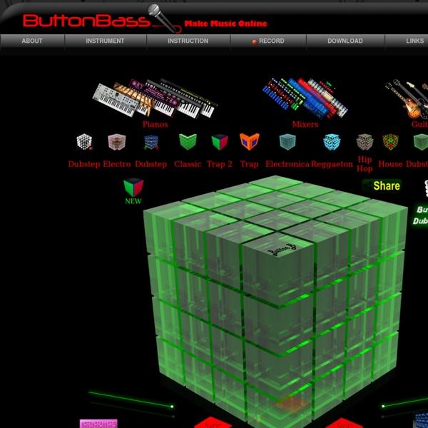 DubStep Cube