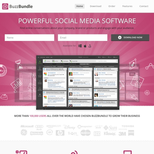 ✔ Best Social Media Management Tool - BuzzBundle
