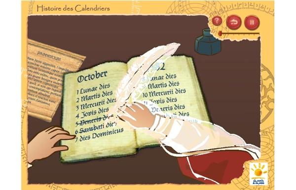 Histoire des calendriers