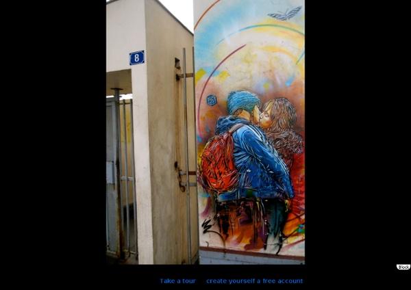 Galerie de C215