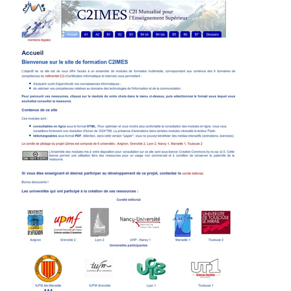 C2IMES - C2i