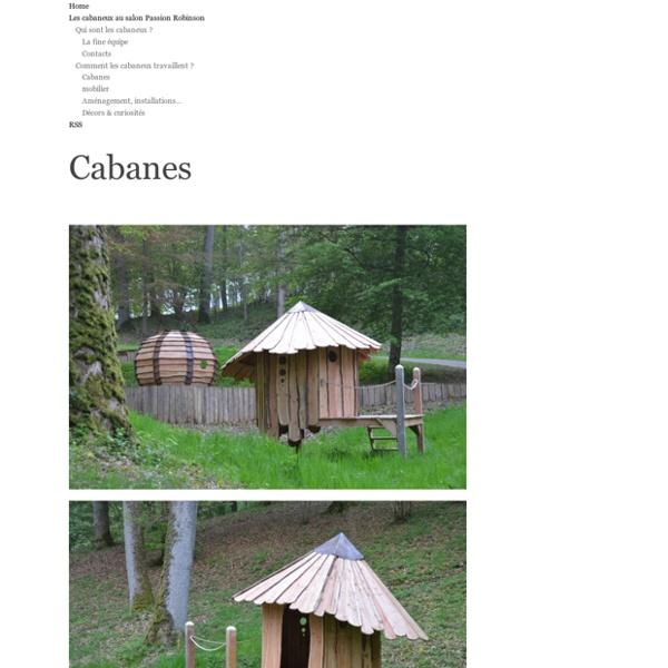 » Cabanes
