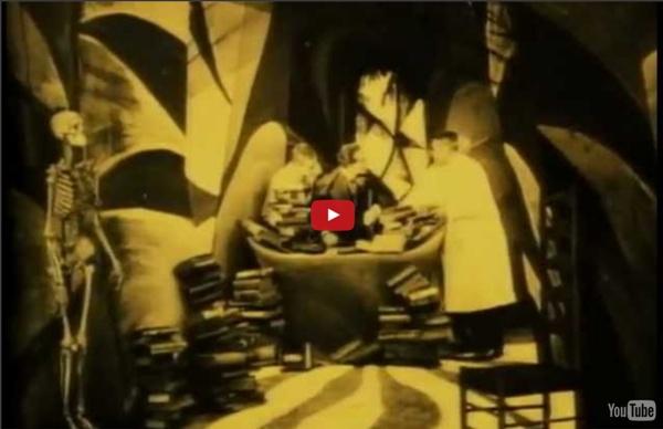 Le Cabinet du Dr Caligari (1920) - Robert Wiene - VO & VOSTFR