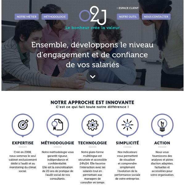 Opentojob - Evaluation d'entreprise : diagnostic entreprise des salariés