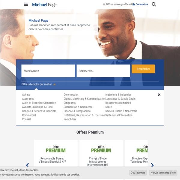 michael page france cabinet de conseil en recrutement de cadres offres d 39 emplois pour les. Black Bedroom Furniture Sets. Home Design Ideas