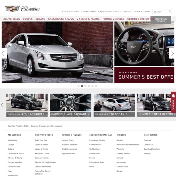 Luxury Cars, SUVs, Sedans, Coupes, And Crossovers