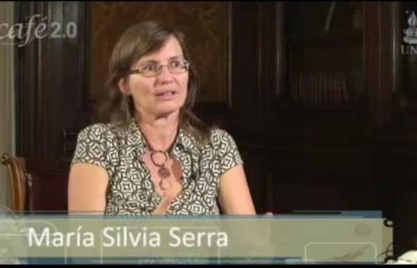 Café 2.0: Silvia Serra - #007/1