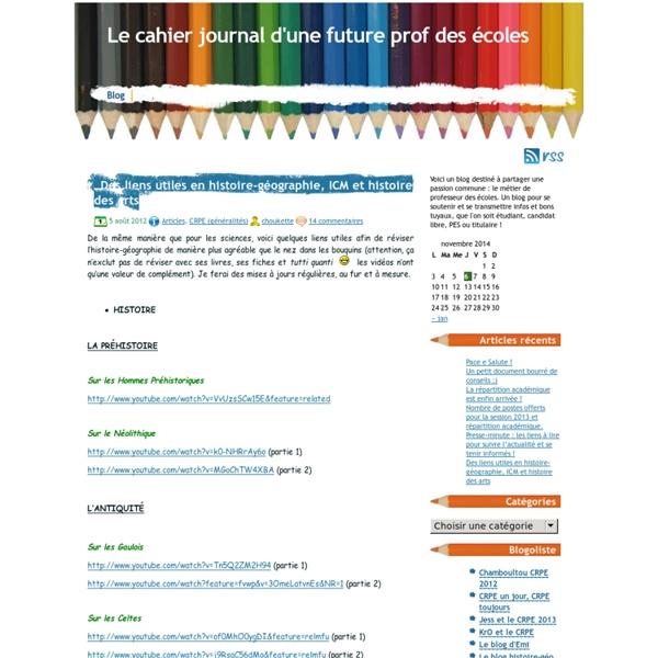 Cahier journal d 39 une future prof des coles - Grille indiciaire prof des ecoles ...
