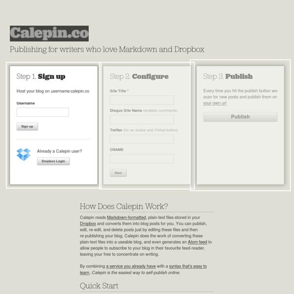 Calepin