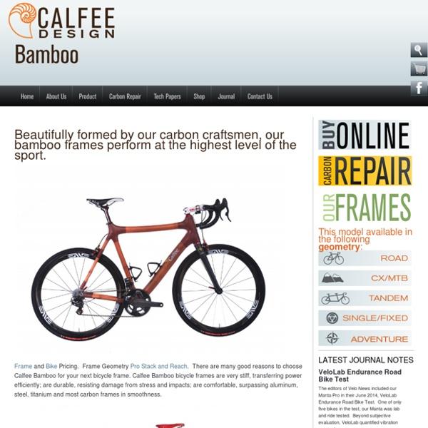 Calfee Bamboo