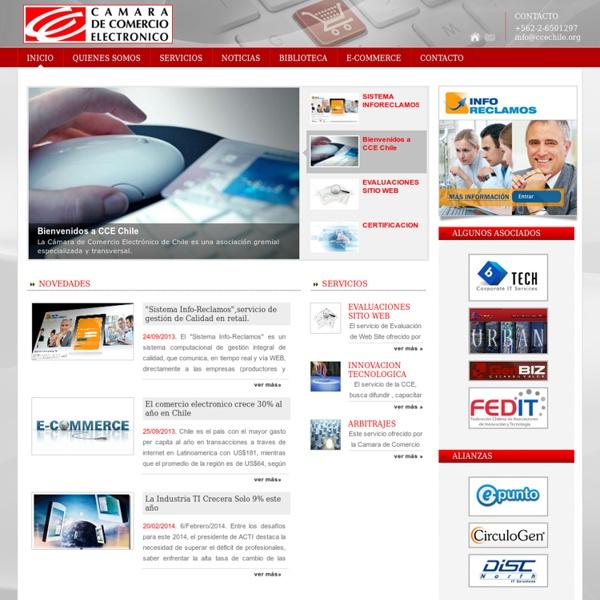 CCE CHILE - Camara de Comercio Electrónico