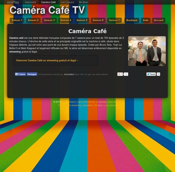 Caméra Café en streaming - Caméra Café TV