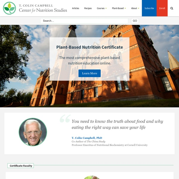 T. Colin Campbell Foundation