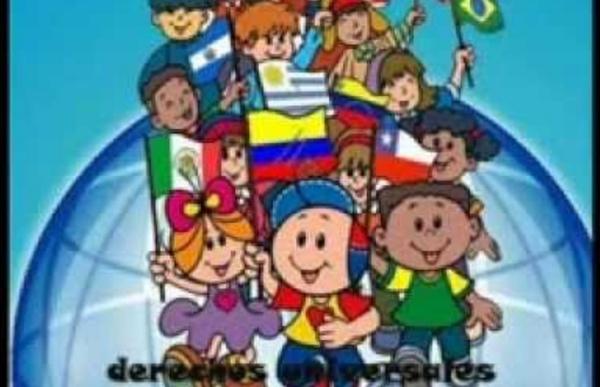 Cancion los derechos Humanos de los Niños